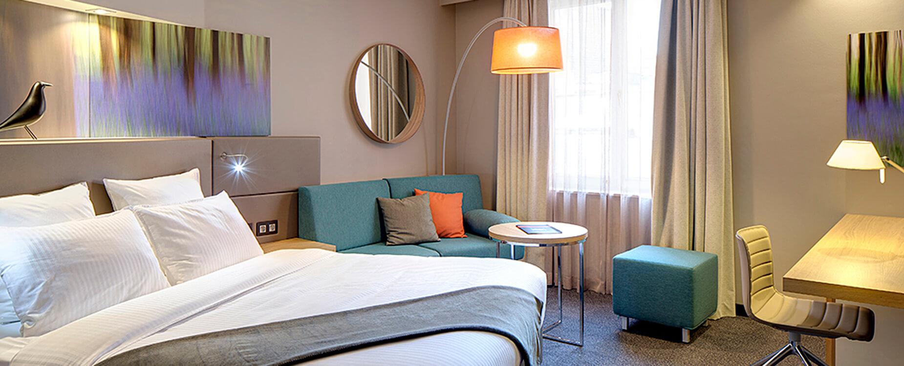 Crowne Plaza Hotel – Bruges